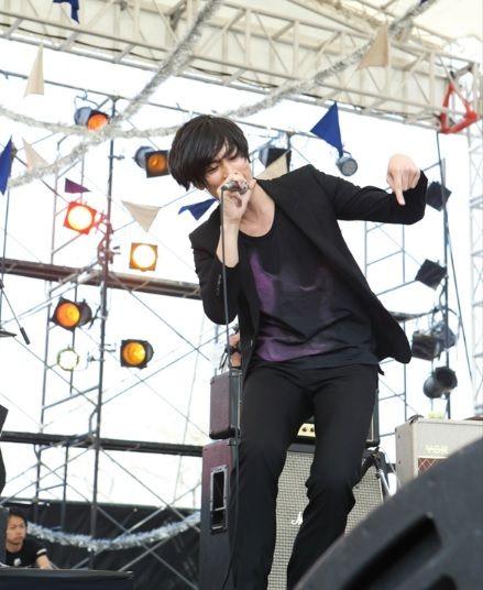 [Alexandros]2014/4/26「ARABAKI ROCK FEST.14」@みちのく公園北地区「エコキャンプみちのく」