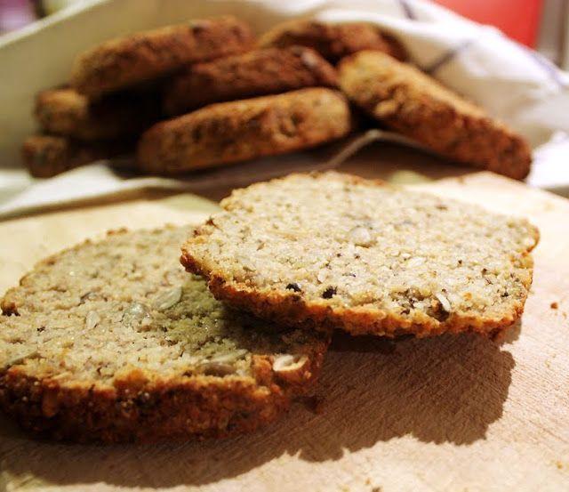 Veganmisjonen: Superrundstykker- uten gluten, uten gjær, uten hve...