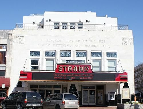 the old strand theater marietta ga kennesaw ga