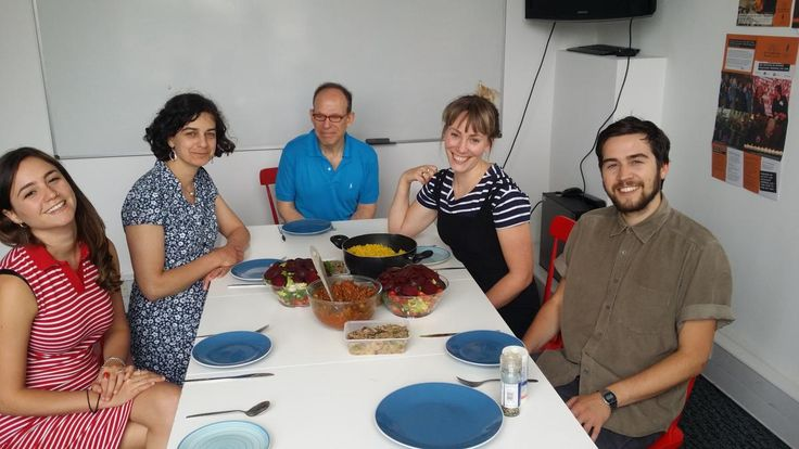 To celebrate Refugee Week this week we chose to profile Darfuri culture by holding a team meal with food from Darfur, taking part in the Simple Acts campaign and testing our culinary skills at the same time. #RefugeesContribute
