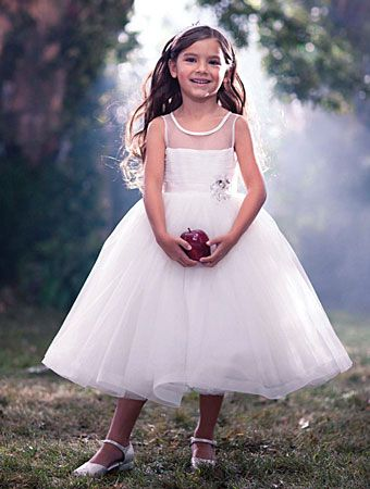 Alfred Angelo Bridal Style 722 from Flower Girls
