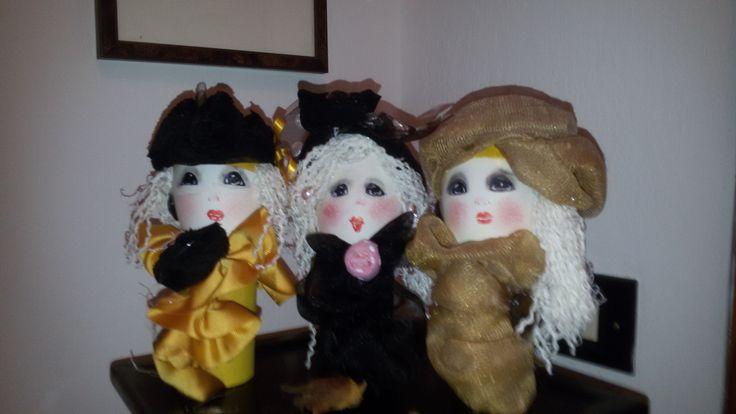 le sorelle  Cocotte