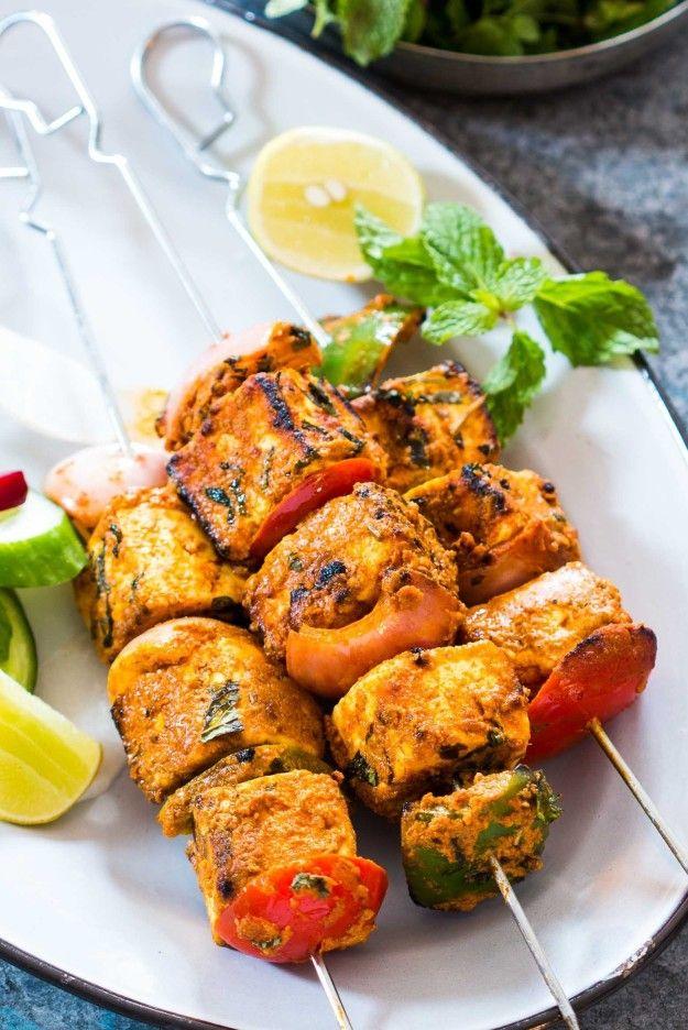 Tandoor Paneer Tikka | Community Post: 20 Scrumptious Ways To Make Terrific Indian Food At Home