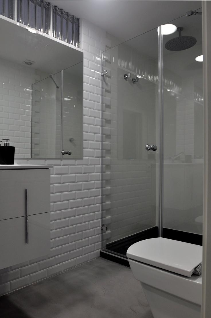 Reforma de un ba o clasico con estilo nordico decoracio interiors pinterest classic - Reformas de bano ...
