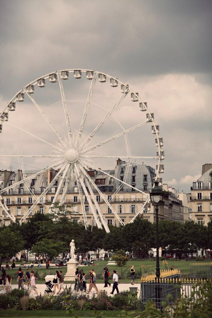 Paris, France- this summer :D