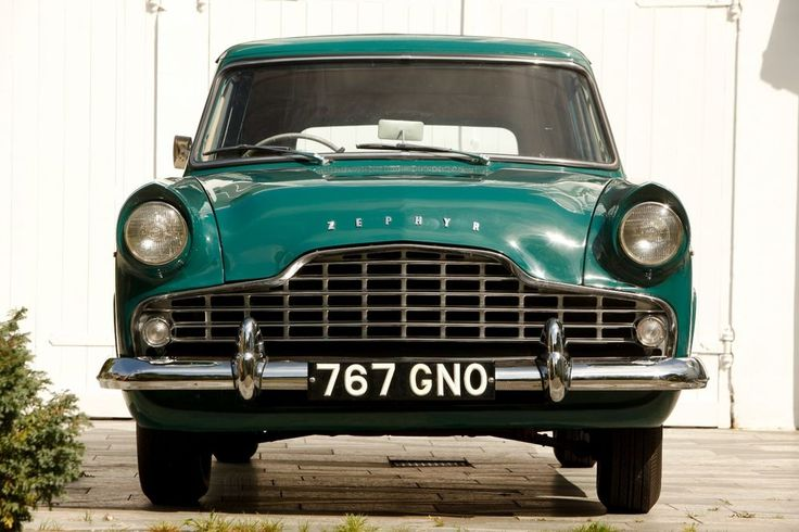 Ford Zephyr MK11 Convertible Hi Line -  RARE OPPORTUNITY