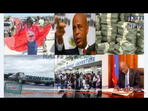 Haiti news: AYITI an koma, se sèl BONDYE ki ka di yon mo pou peyi a k'ap fè bak