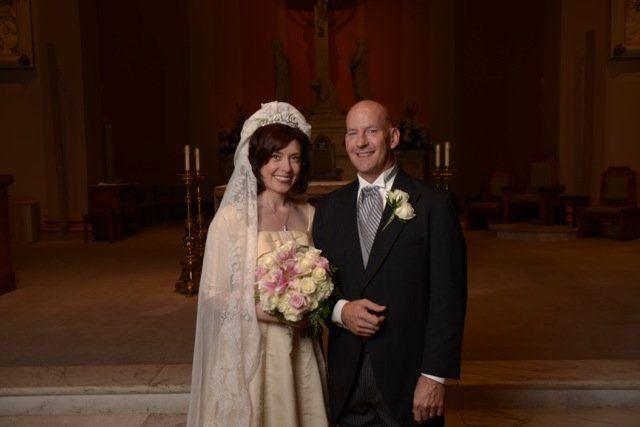 Mr. and Mrs. John Menefee.