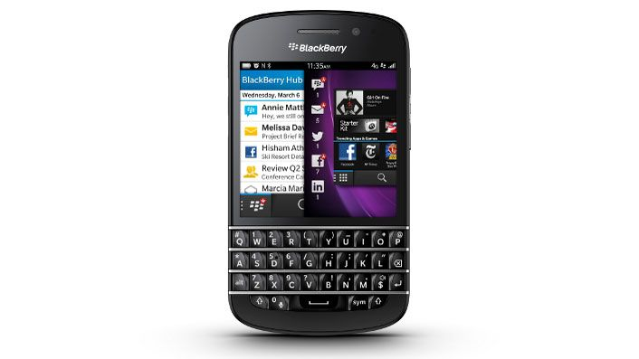 BlackBerry Q10 coming to Australia July 1 | Sporting traditional looks with its physical keyboard, BlackBerry has announced that its Q10 will be available in Australia next month. Buying advice from the leading technology site