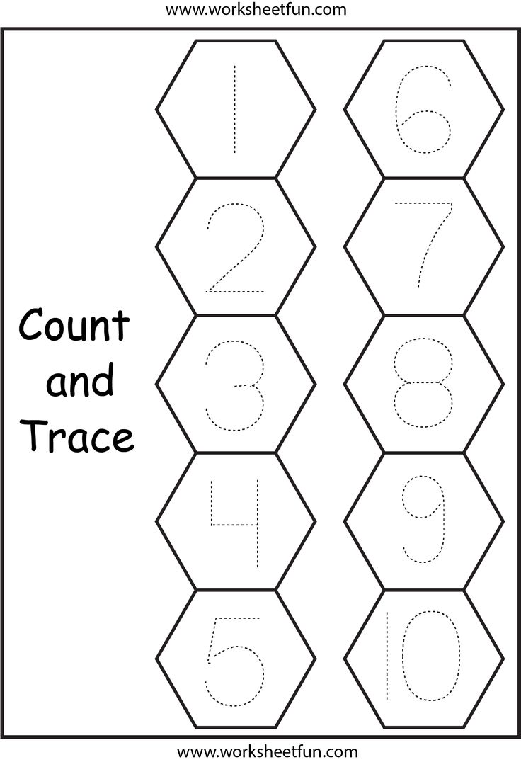 23 best number tracing images on pinterest number tracing content filed under the tracing number tracing category robcynllc Image collections