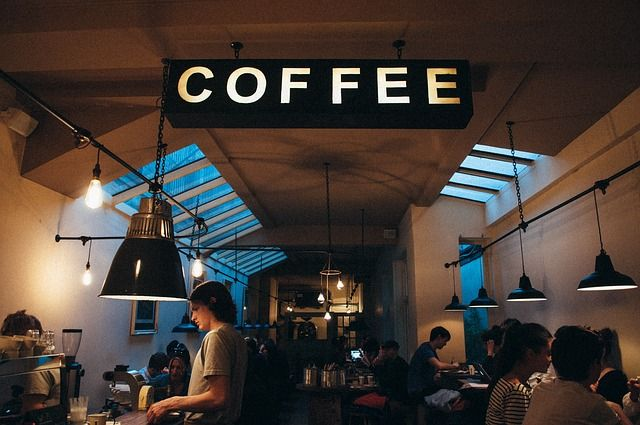 Cafe is not a bad place to concentrate. Listen to a relaxing music, drink nice coffee to fix your head, and start working!