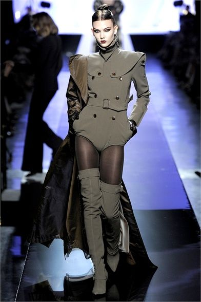 13 Best Jean Paul Gaultier Images On Pinterest Fashion Show Couture Fashion And High Class
