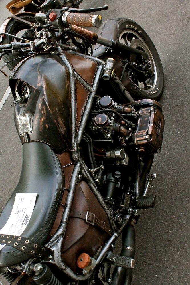 Steampunk Motorcycle Gear Www Pixshark Com Images