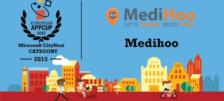 Medihoo European AppCup winner