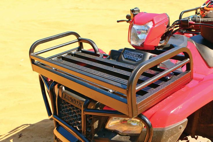 Product Test - Great Day Mighty-Lite ATV Racks - Because a Great Rack is a Good Thing