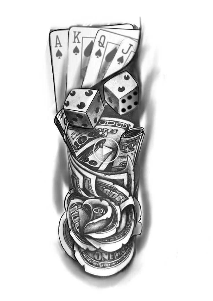 Casino Tattoo Vorlagen
