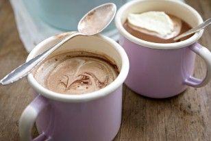 Hot Chocolate Rezept