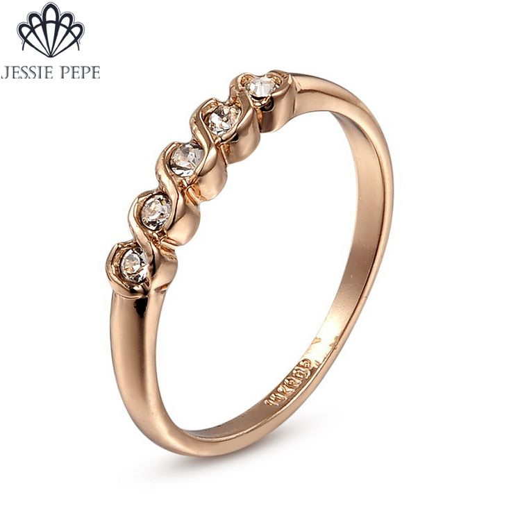 >> Click to Buy << Jessie Pepe Italina Simply Style Rings for women With Austrian Crystal Stellux Full Size Welcome Wholesale Free Shipping#JP90035 #Affiliate