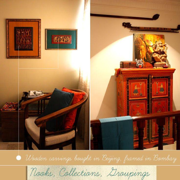 artnlight: Chandan Dubey's Beautiful Home - Part 1