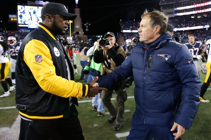 Mike Tomlin and the Steelers have a Patriots problem