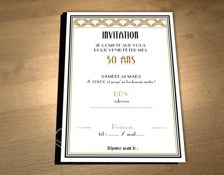 Assez Les 72 meilleures images du tableau Emilieparty : Invitations  KG12
