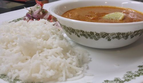 Mamaiji's Red Prawn Curry by the Bawi Bride