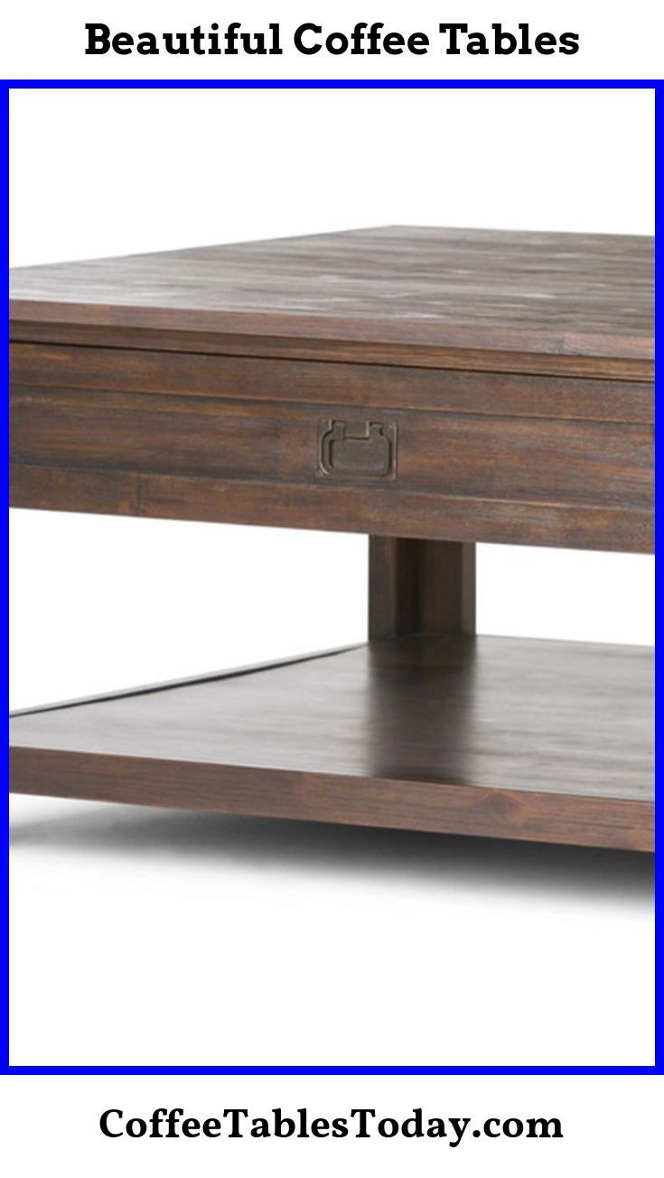 The Term Coffee Table Is Strictly An American Phrase If It Was Left To The Chinese Or Even The British These Kinds Of Distin In 2020 Coffee Table Table Unique Tables [ 1304 x 735 Pixel ]