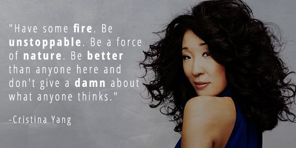 14 Grey's Anatomy Quotes That Prove Why It's The Best Show Ever