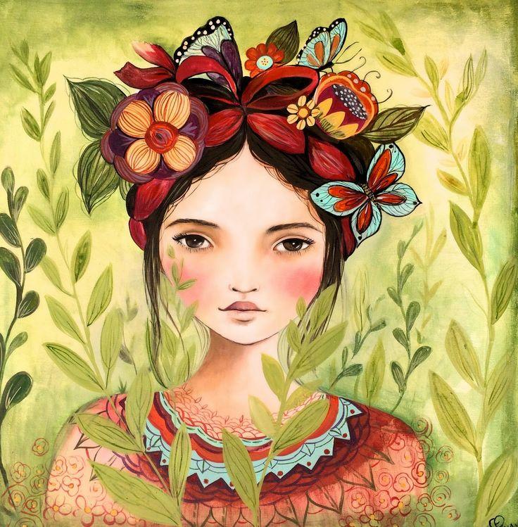 Claudia Tremblay : El jardin de Esperanza..