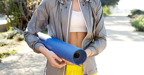 Five-Minute Yoga Sequence | POPSUGAR Fitness