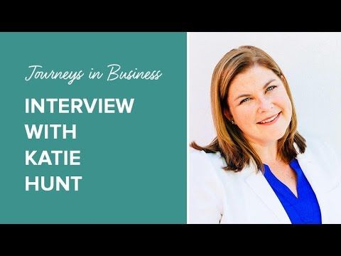 Journeys in Business Ep. #013 with Katie Hunt: Outsourcing in Business