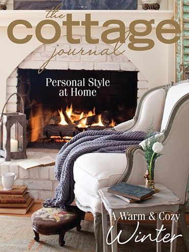 54 best the cottage journal covers images on pinterest for Cottage design magazine