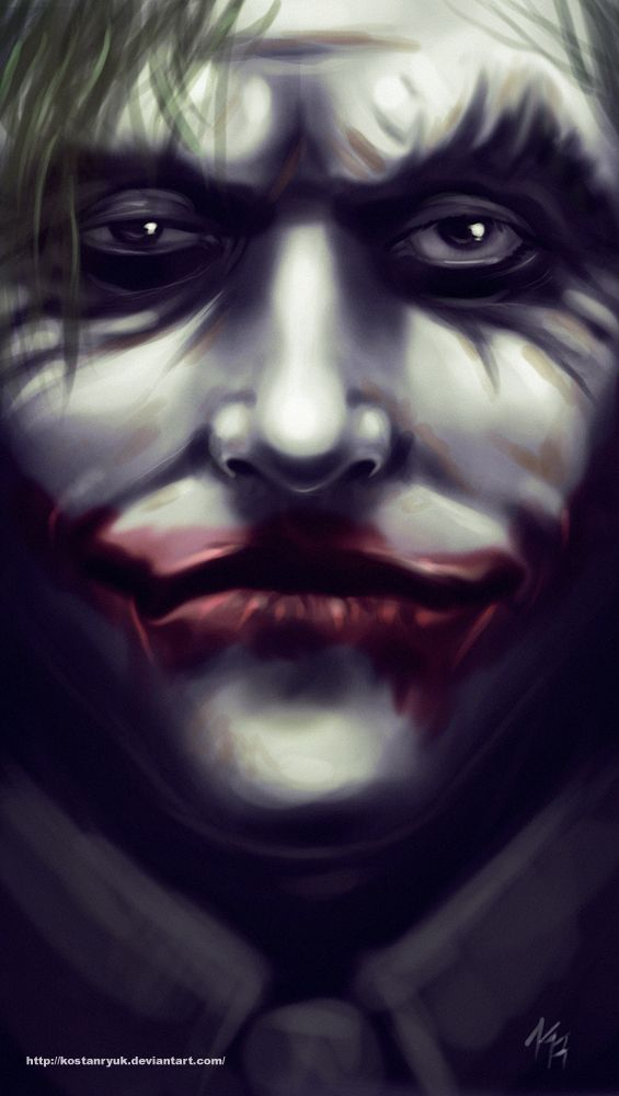 "Airbrush Joker Wallpaper: 1000+ Images About Joker, ""My Hero"" On Pinterest"