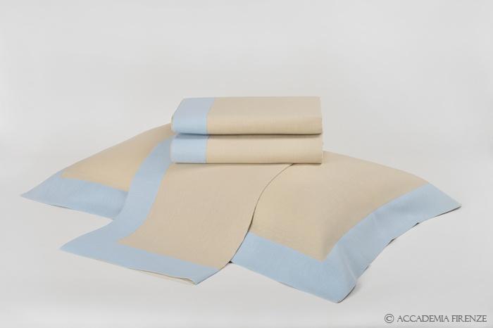 Buy NADIR BED SET online. #Purelinen. Amancara, luxury linens since 1952.