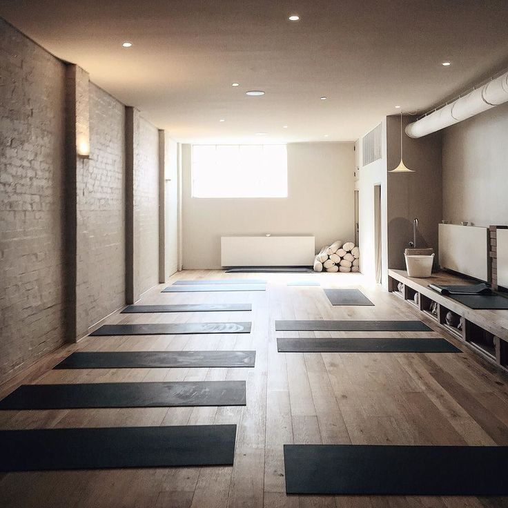 81 Best Pilates Amp Yoga Interiors Images On Pinterest