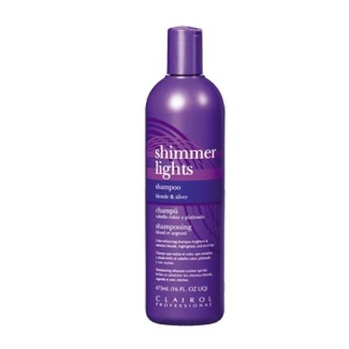 Shimmer Lights Purple Shampoo By Clairol Keeps The