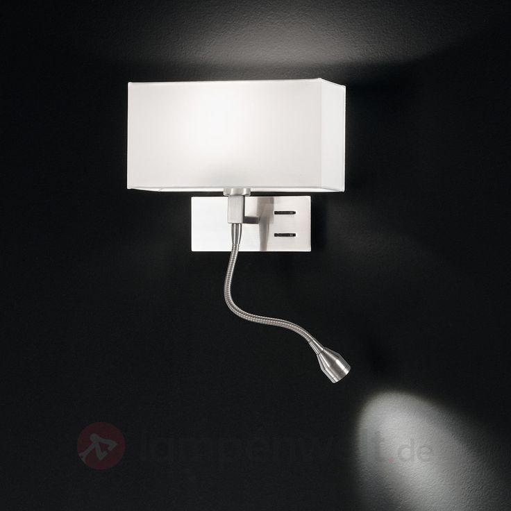 led leseleuchte bett 10 best ideas about leselampe bett. Black Bedroom Furniture Sets. Home Design Ideas