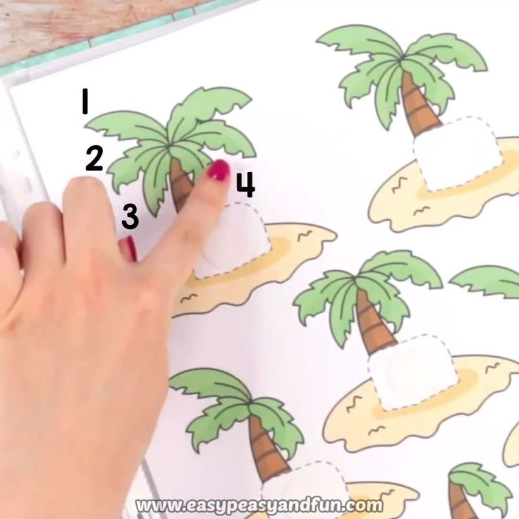 Printable Pirate Quiet Book – Activity Book for Preschool and Kindergarten