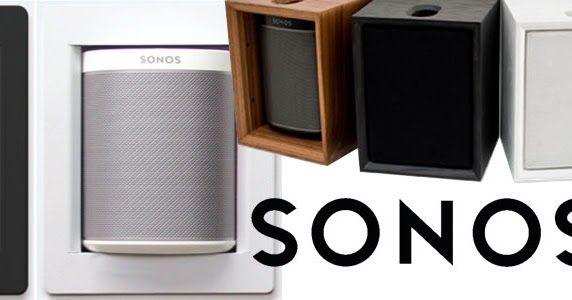 Sonos Releases New Speaker Amp