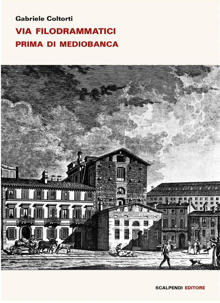 """La storia del palazzo di Mediobanca, le sue trasformazioni edilizie e le diverse funzioni di rappresentanza cui lo destinarono gli illustri proprietari fino al 1946, quando la Mediobanca di Enrico Cuccia lo rese il """"salotto buono"""" del capitalismo italiano."""