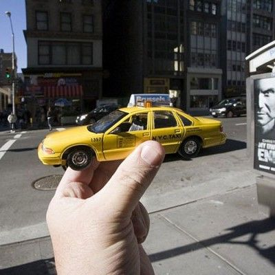 Souvenir Optical Illusions by Michael Hughes