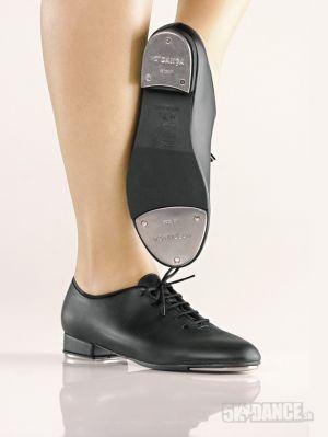 TA04 - Stepovacie topánky - Obuv - Detské - začiatočníci - Stepovacia obuv - Stepovacie topánky - detské pre začiatočníkov, šnurovacie, poloohybné, vankúšová stielka aj zvršok - Podpätok: 1 '' - Materiál: polyuretán - SoDanca - 5kdance.sk