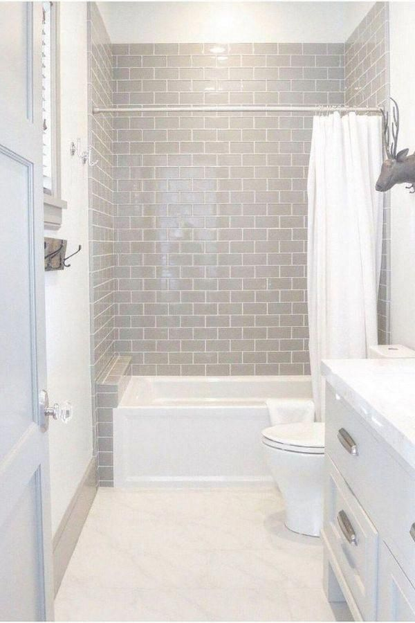 59 New Trend And Best Tile Bathroom Designs In 2020 Part 7 Bathroom Decor Ideas Bathroom Ideas In 2020 Small Master Bathroom Bathroom Remodel Master Small Bathroom