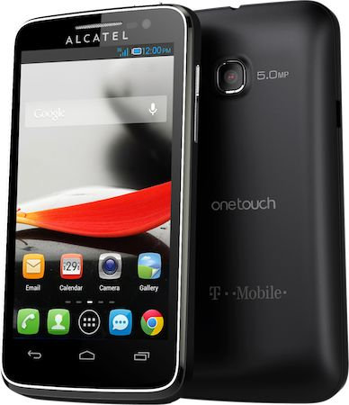 Alcatel One Touch Evolve and Fierce coming to T-Mobile this October #Technology