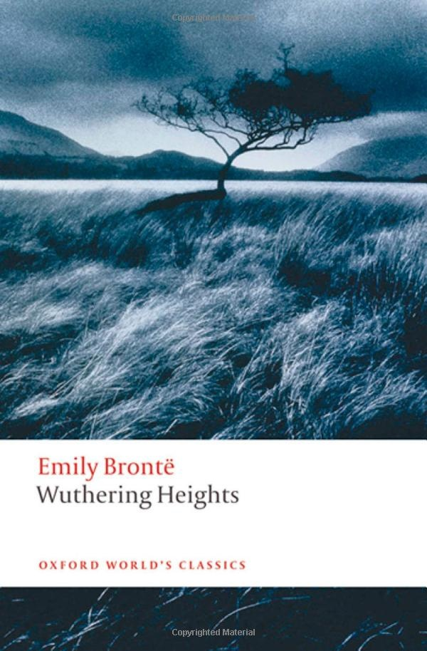 Emily Brontë's Wuthering Heights – in charts
