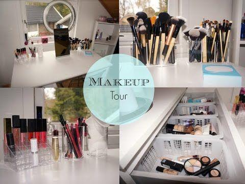 Beauty Room Tour / My Makeup