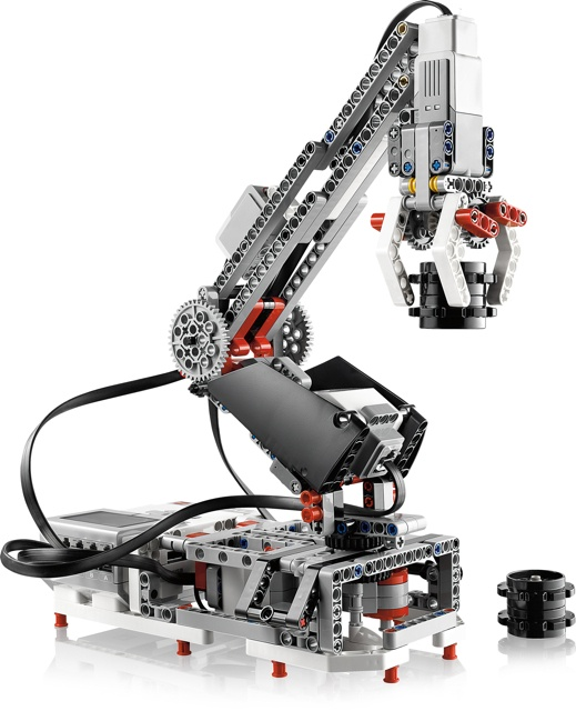 Lego's Mindstorms EV3...his dream gift for four years running. Get it for him already.