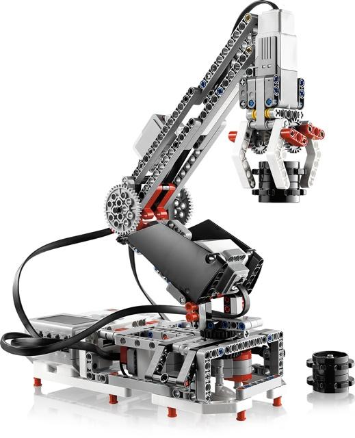 Lego's Mindstorms EV3