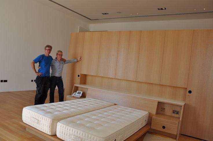 A project in Qatar, in cooperation with Jasper Morrison.  http://www.kjeldtoft.com/