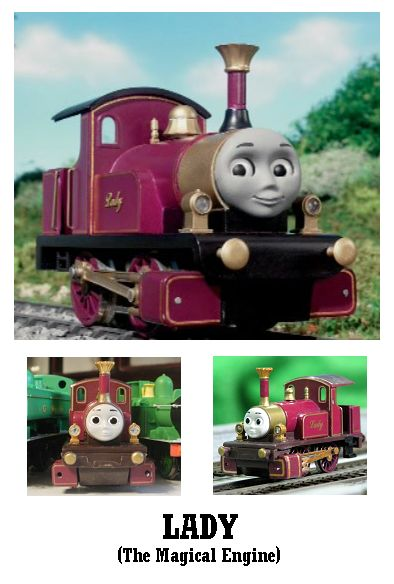 Lady Model Printable For Bachmann Trains By C E Studio